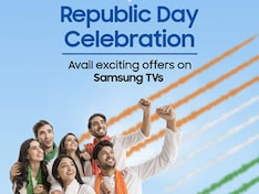 Samsung Republic Day Sale Offers Include Free Galaxy Smartphones on QLED TV Purchases and More