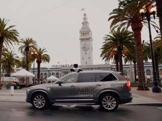 Uber Launches Self-Driving Car Fleet in San Francisco Despite Warning From Regulator