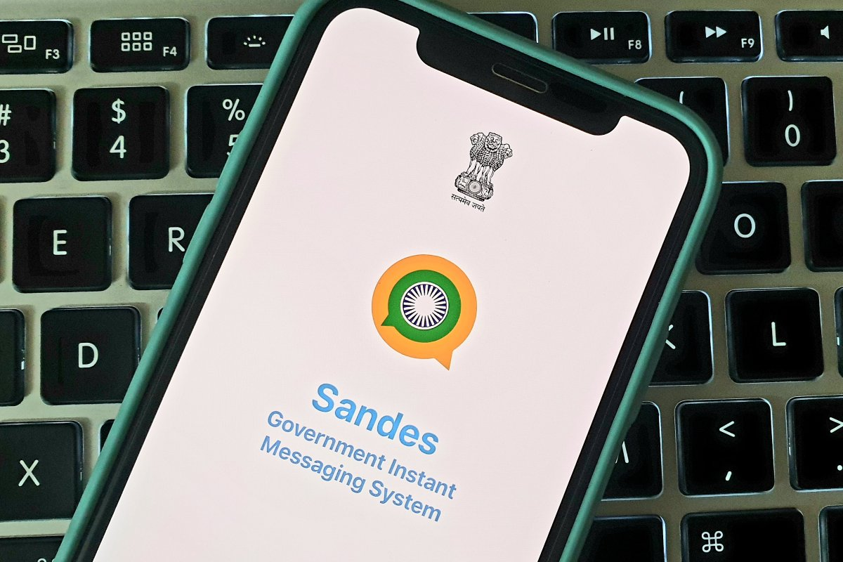 Sandes Is the Government's Own WhatsApp: How to Download It, and Everything You Need to Know - Gadgets 360