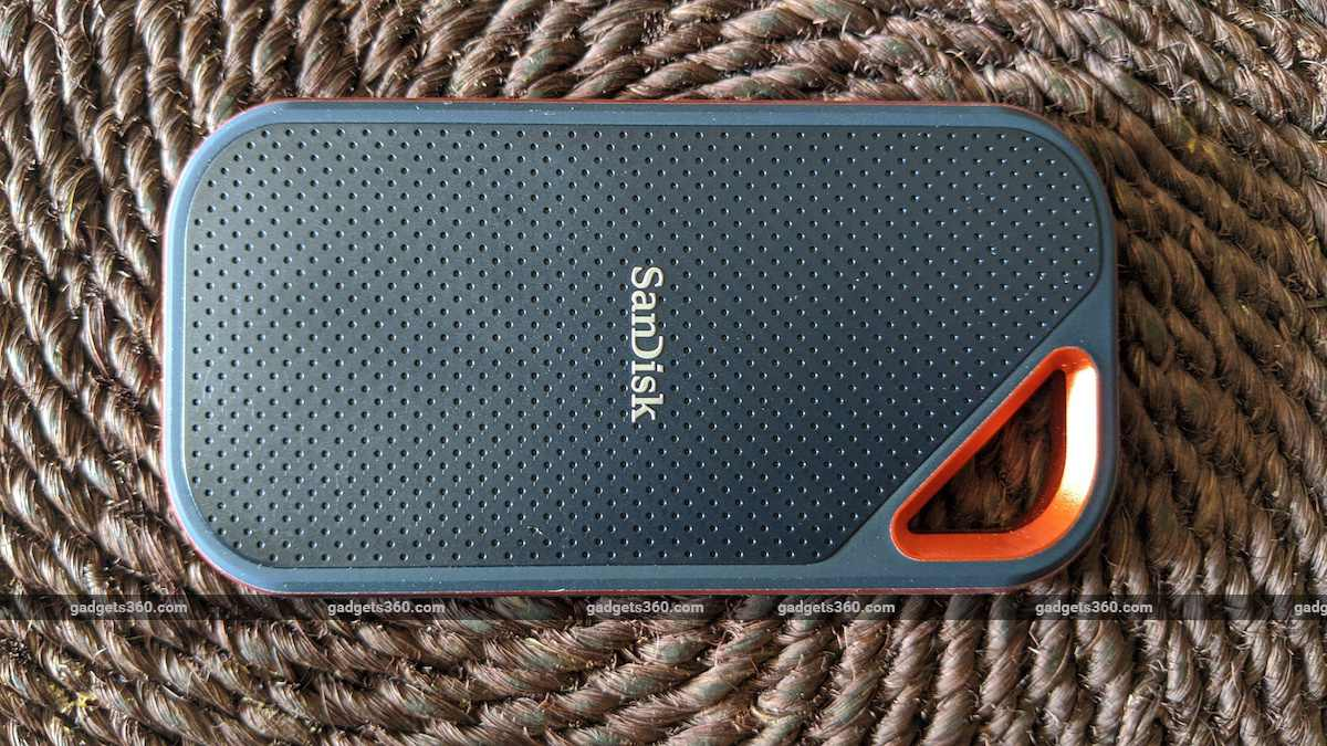 SanDisk Extreme Pro Portable SSD (1TB) Review