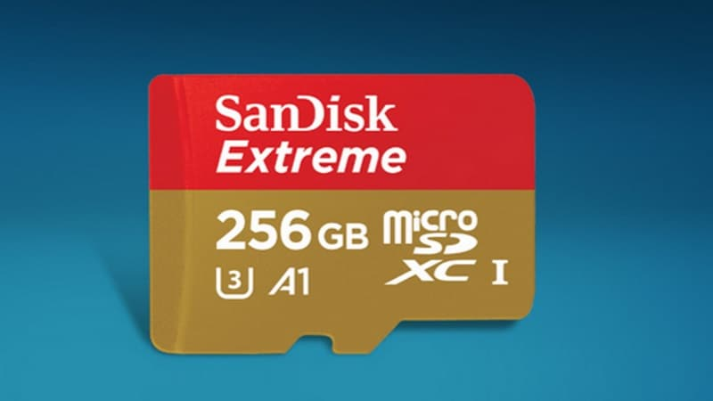 SanDisk Launches 256GB microSD Card, iXpand Flash Drive at MWC 2017