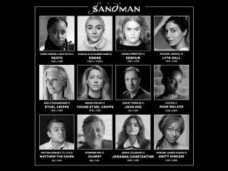 Netflix's The Sandman Adds Stephen Fry, David Thewlis, Patton Oswalt Among 12 New Cast