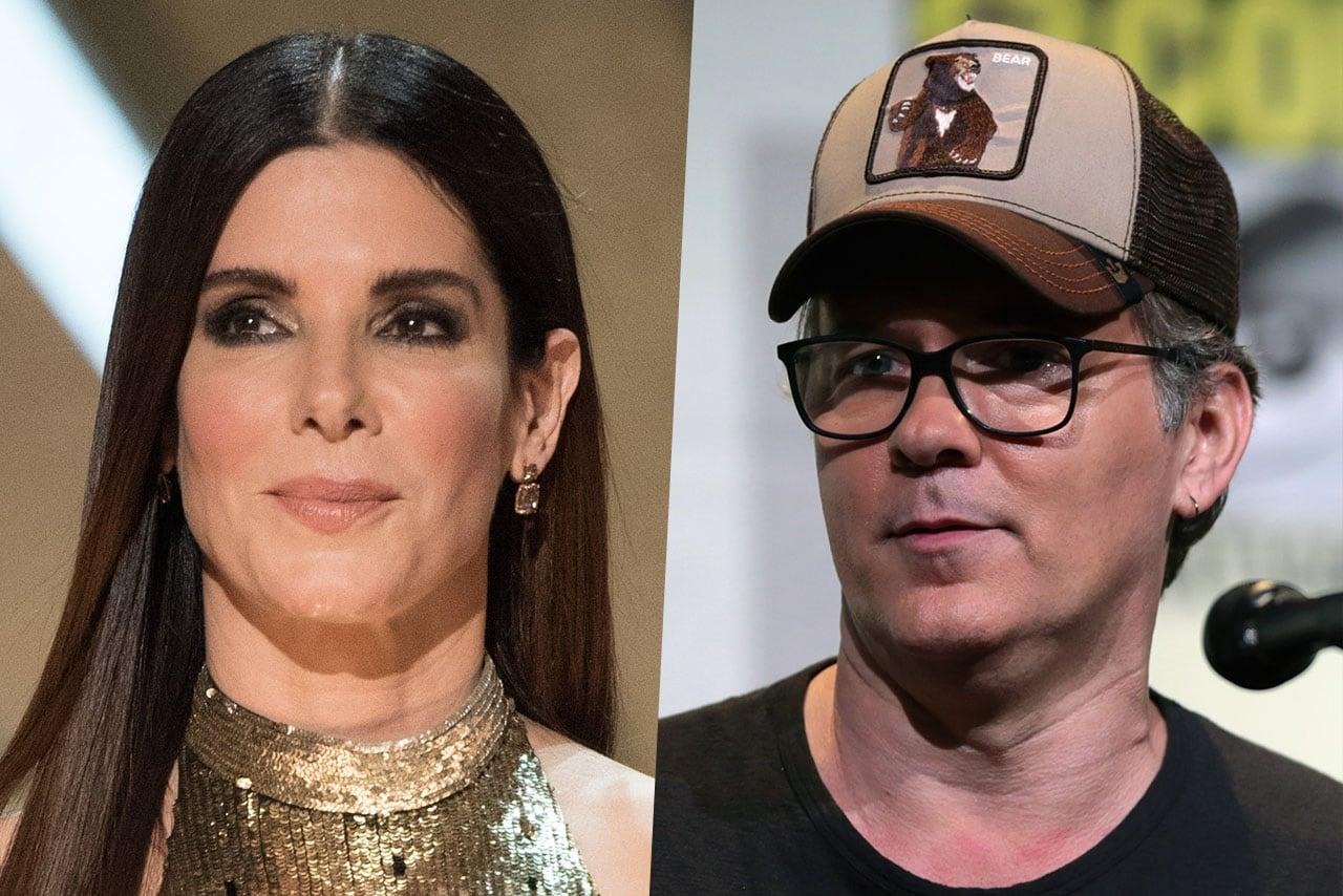 Netflix, Sandra Bullock Reteam for Comic Book Movie Reborn, Chris