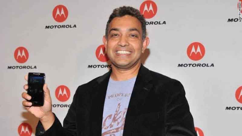 Smartron Appoints Former CEO of Motorola Mobility, Sanjay Jha, to Its Board
