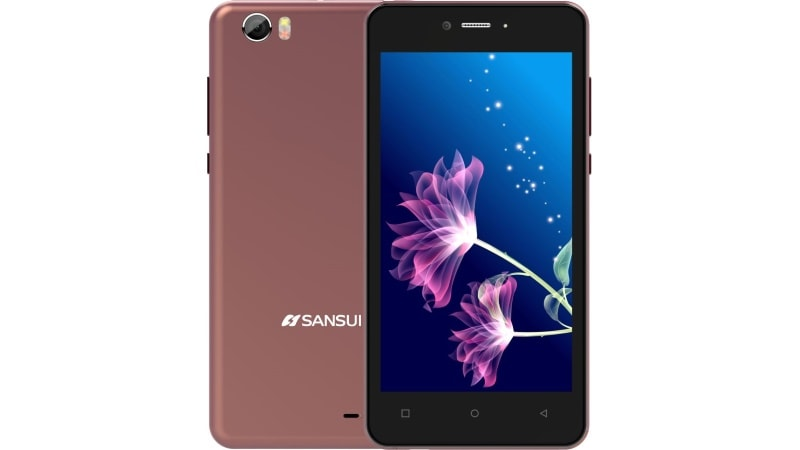 Sansui Horizon 2 With 4G VoLTE Support, 2GB RAM Launched at Rs. 4,999