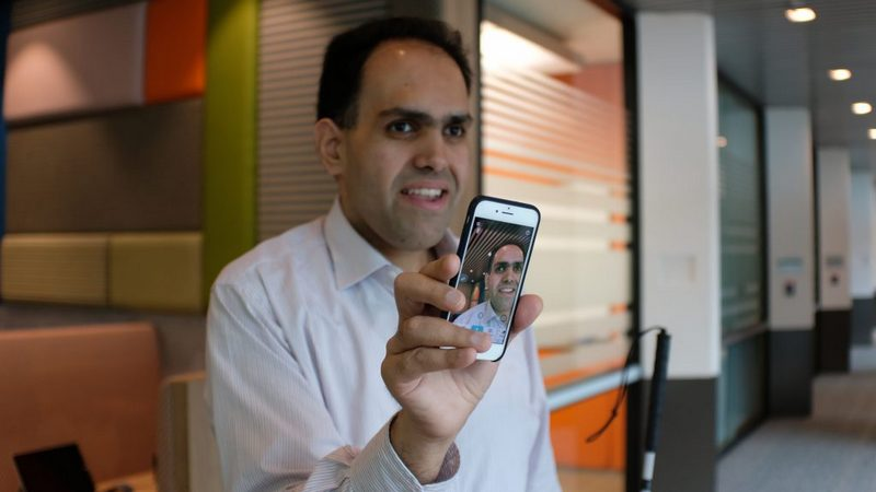 Microsoft's Seeing AI App for iOS Now Lets Visually Challenged Users Explore Photos by Touch