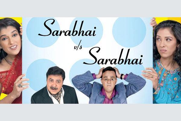 Sarabhai Vs Sarabhai on Star Bharat