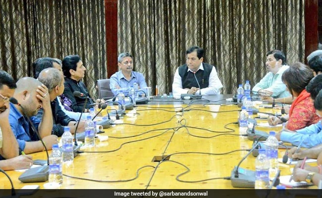Can't Be Chief Minister If Assam Interests Not Secure: Sarbananda Sonowal