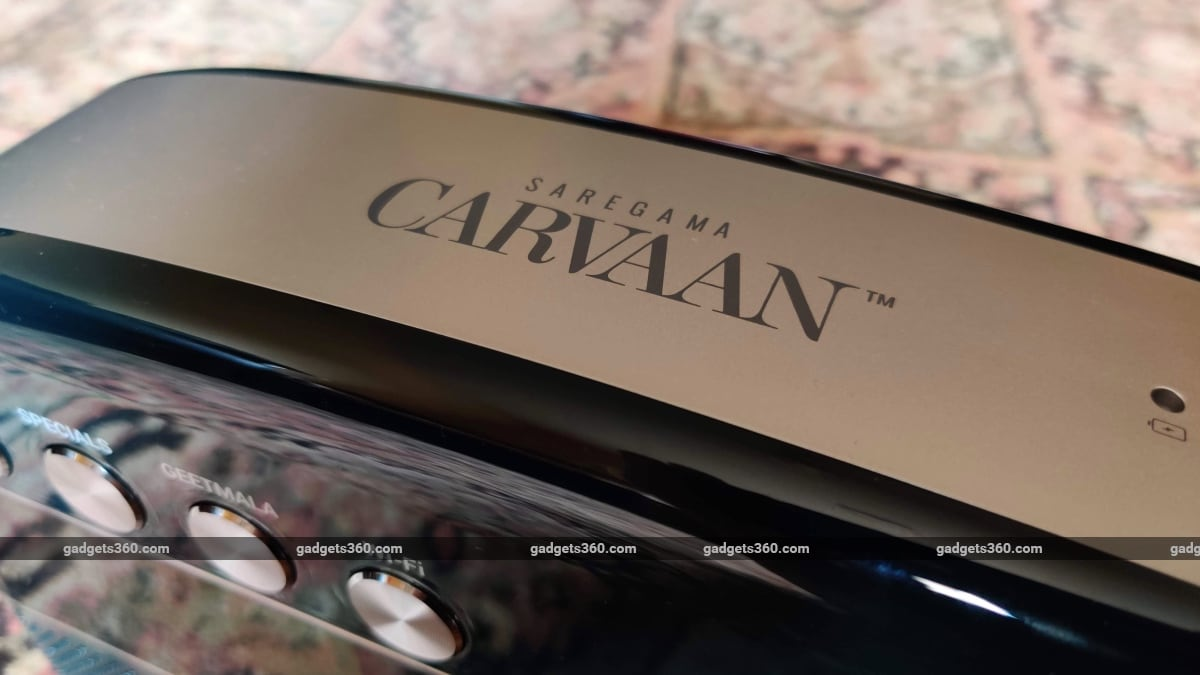 saregama carvaan 2 review logo Saregama Carvaan 2.0