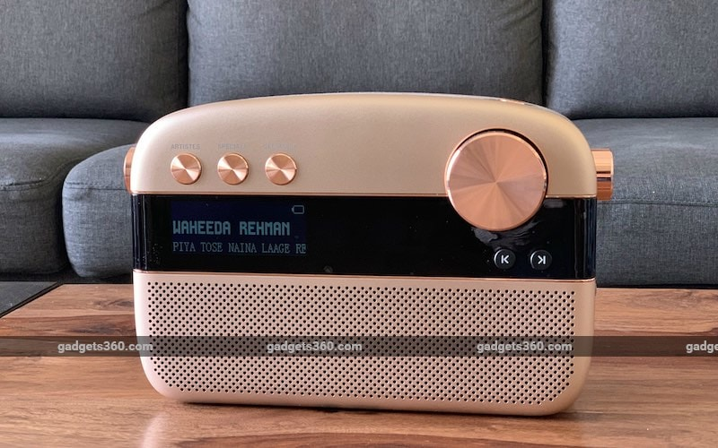 Saregama Carvaan Gold Review | NDTV Gadgets360 com