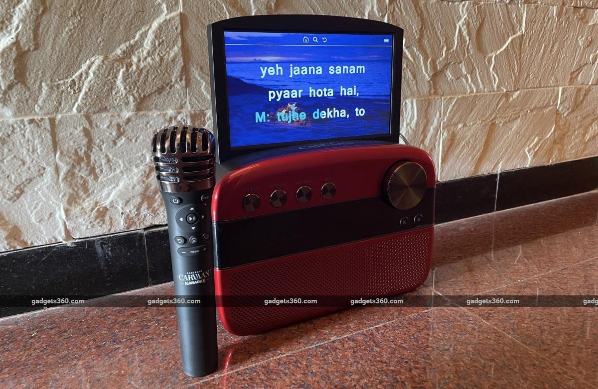 saregama carvaan karaoke review sing 2 Saregama  Saregama Carvaan Karaoke