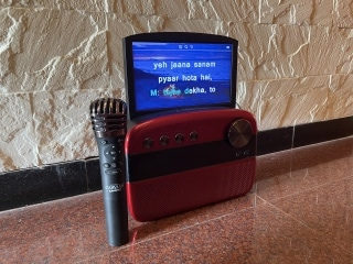 Saregama Carvaan Karaoke Review: Pre-Loaded Songs and the Ability to Sing Along