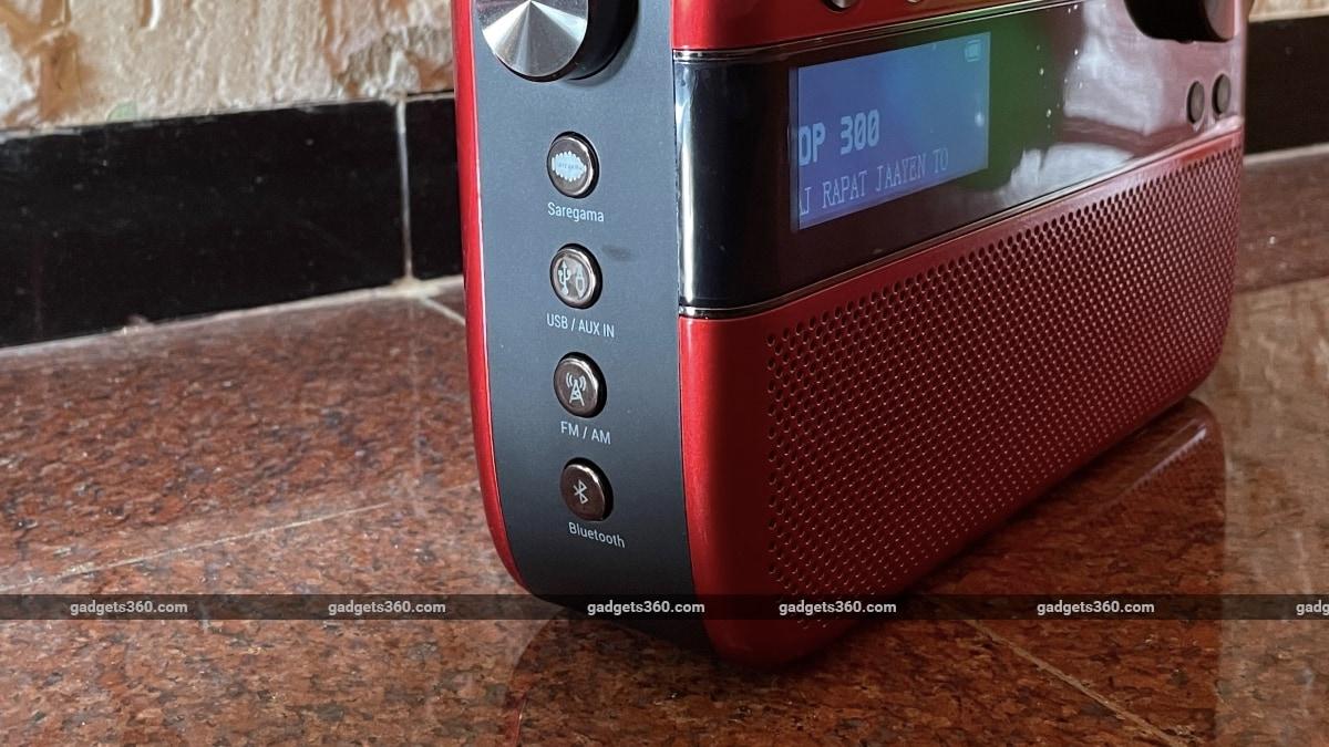 saregama carvaan karaoke review sources Saregama  Saregama Carvaan Karaoke