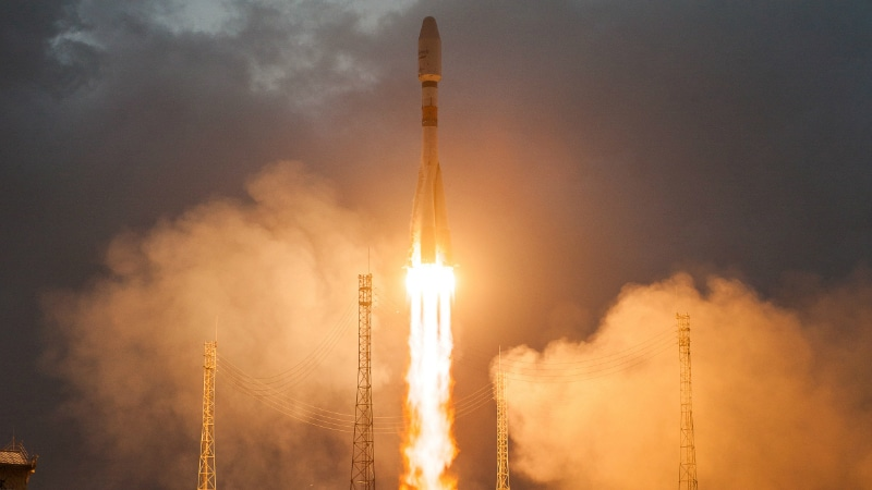 OneWeb Launches First Internet Satellites in Race With SpaceX