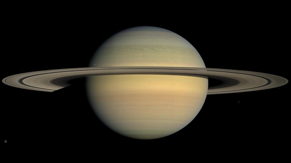 NASA Says Data From Cassini Probe May Help Explain Saturn's Atmospheric Mystery