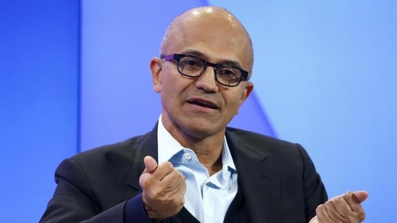 Surface Phone? Possible, as Microsoft CEO Says the Company Hasn't Given Up on Mobiles Just Yet