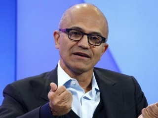 Satya Nadella's First Book 'Hit Refresh' to Reveal His Journey to Microsoft CEO