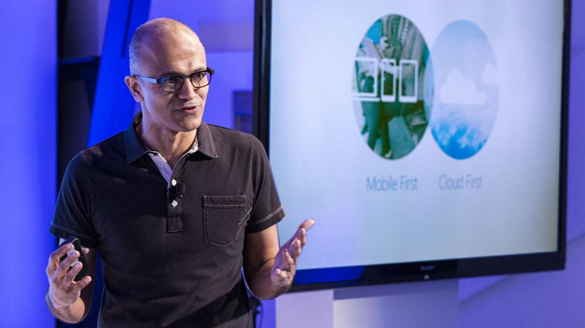 Microsoft CEO Satya Nadella Took Home $42.9 Million Last Fiscal, Gets 66 Percent raise