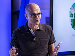 Microsoft CEO Satya Nadella Attends Father's Last Rites in Hyderabad