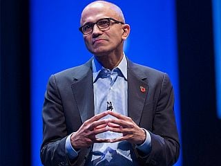 Microsoft CEO Satya Nadella Takes Dig at Apple; Claims Surface Made Two-in-One Category Popular