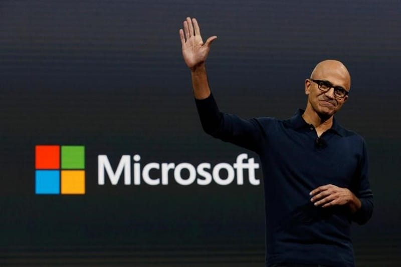 Microsoft Said to Plan Sales Reorganisation Focused on Cloud