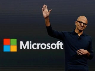 Build 2017: Microsoft CEO Satya Nadella Says Tech Sector Needs to Prevent a '1984' Future