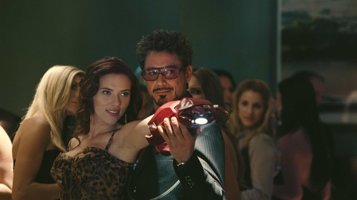 Robert Downey Jr.'s Iron Man to Return in Black Widow Movie: Report