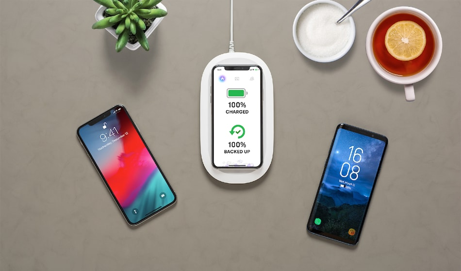 SanDisk Ixpand Wireless Charger With Data Backup Feature Launched in India