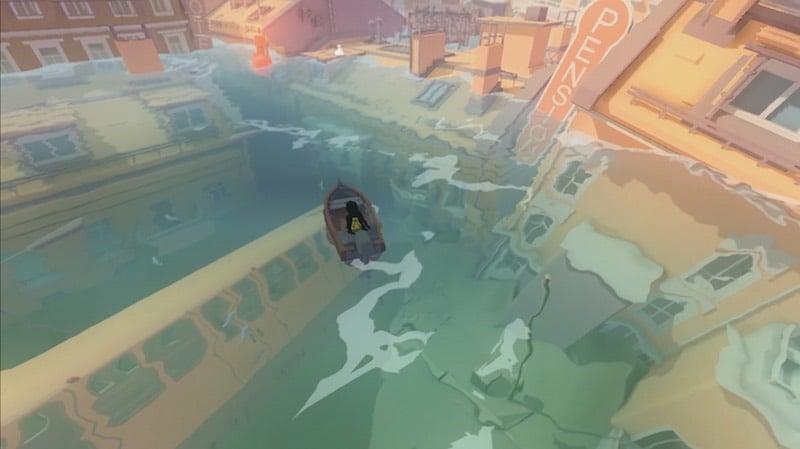 Sea of Solitude Is EA's Next Indie Title