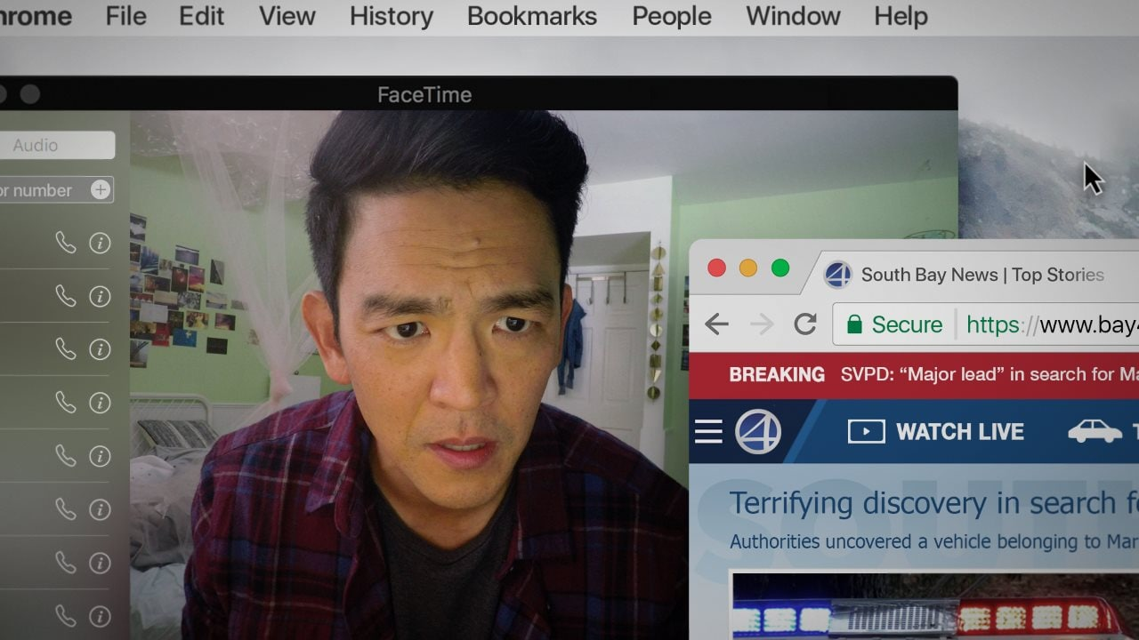 Searching Director on How to Make a Computer Screen Movie, and Why He'll Never Do It Again