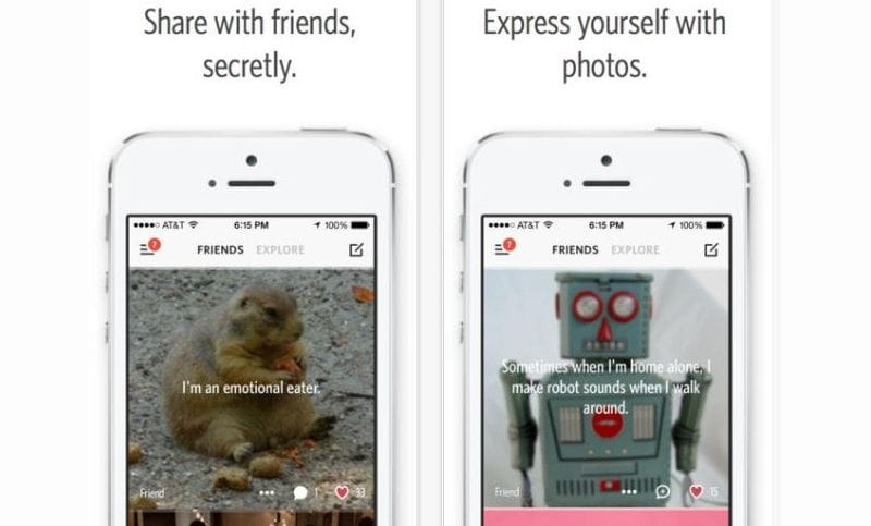 Anonymous Sharing App Secret to be Be Launched Soon