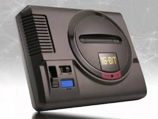 Sega Mega Drive Mini Console Announced