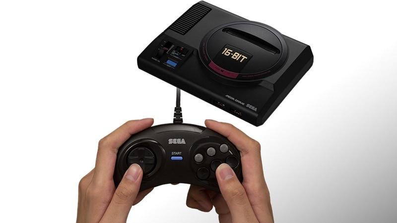 sega mega drive mini jp Sega Mega Drive Mini