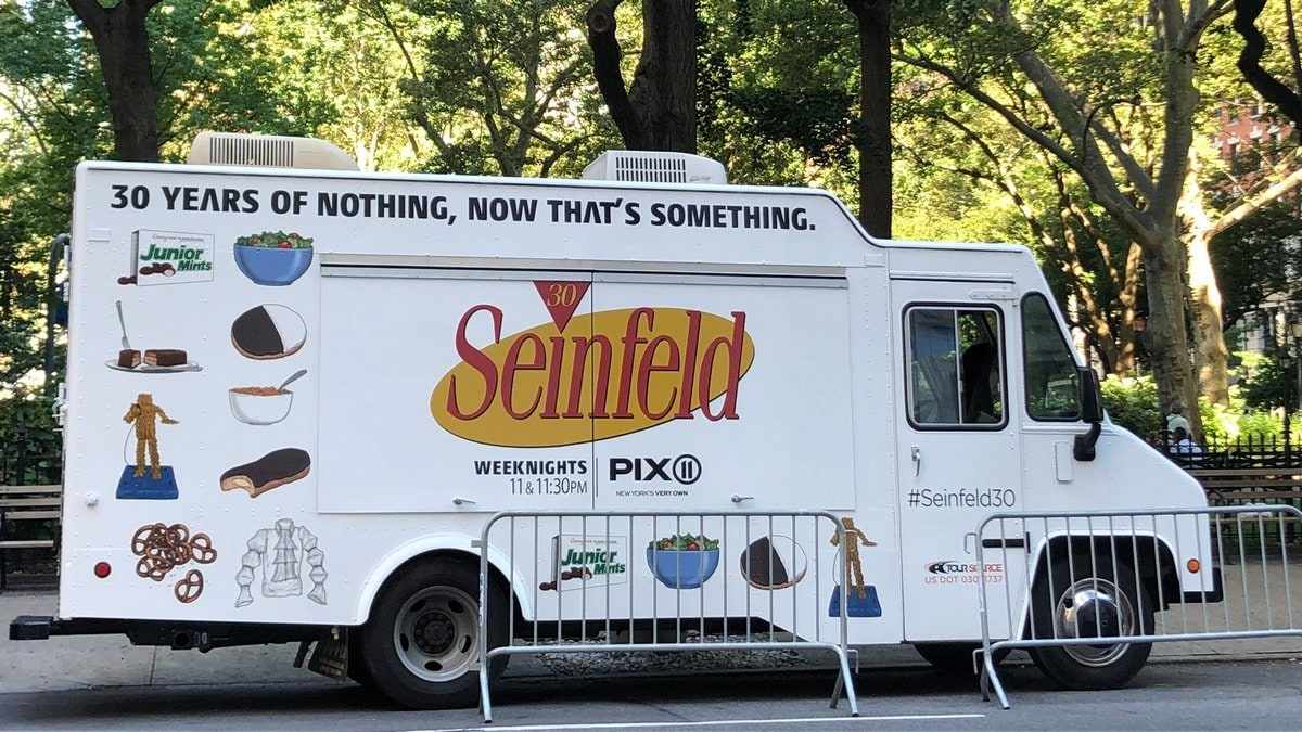 Netflix Buys Global Rights to Stream Seinfeld From 2021