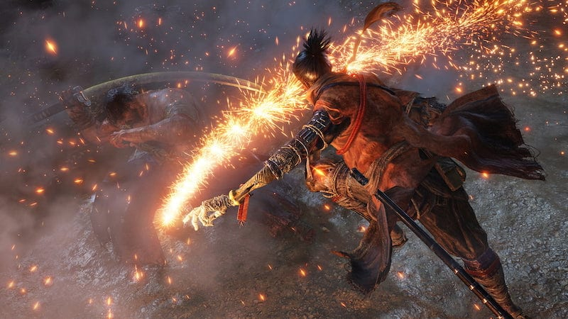 Sekiro: Shadows Die Twice PS4 Pro Frame Rate Is Not Locked