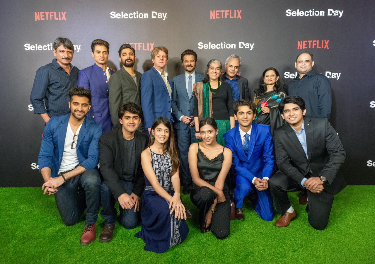 Selection Day Cast on the Challenges of Filming Netflix's New Indian Original