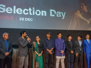 Shiv Pandit on How His Sacred Games Disappointment Led to Selection Day