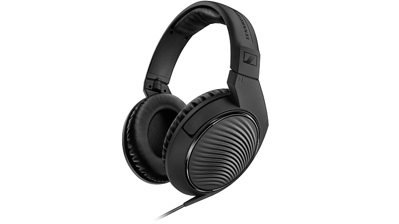 Sennheiser HD 200 PRO Closed-Backover-Ear Monitoring Headphones Launched at Rs. 6,490