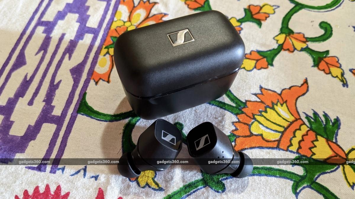 Đánh giá tai nghe không dây thực sự Sennheiser CX 400BT