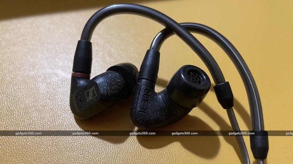 Sennheiser IE 300 Audiophile Earphones Review: Premium Listening Experience