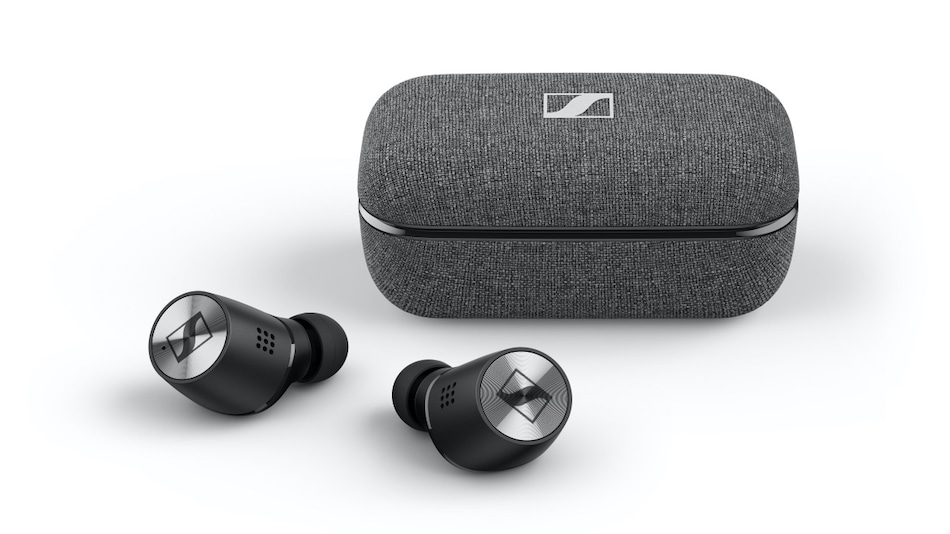 Sennheiser Momentum True Wireless 2 Earphones With Active Noise Cancellation Launched in India, Priced at Rs. 24,990