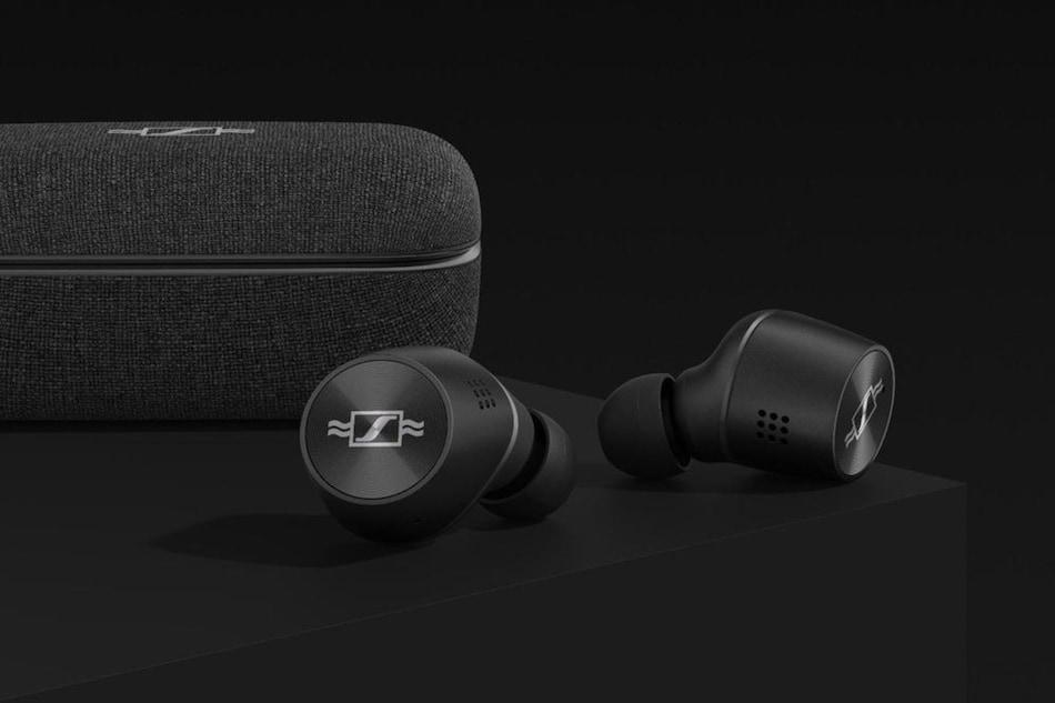 Sennheiser Momentum True Wireless 2 Anniversary Edition With All-Black Design Launched in India