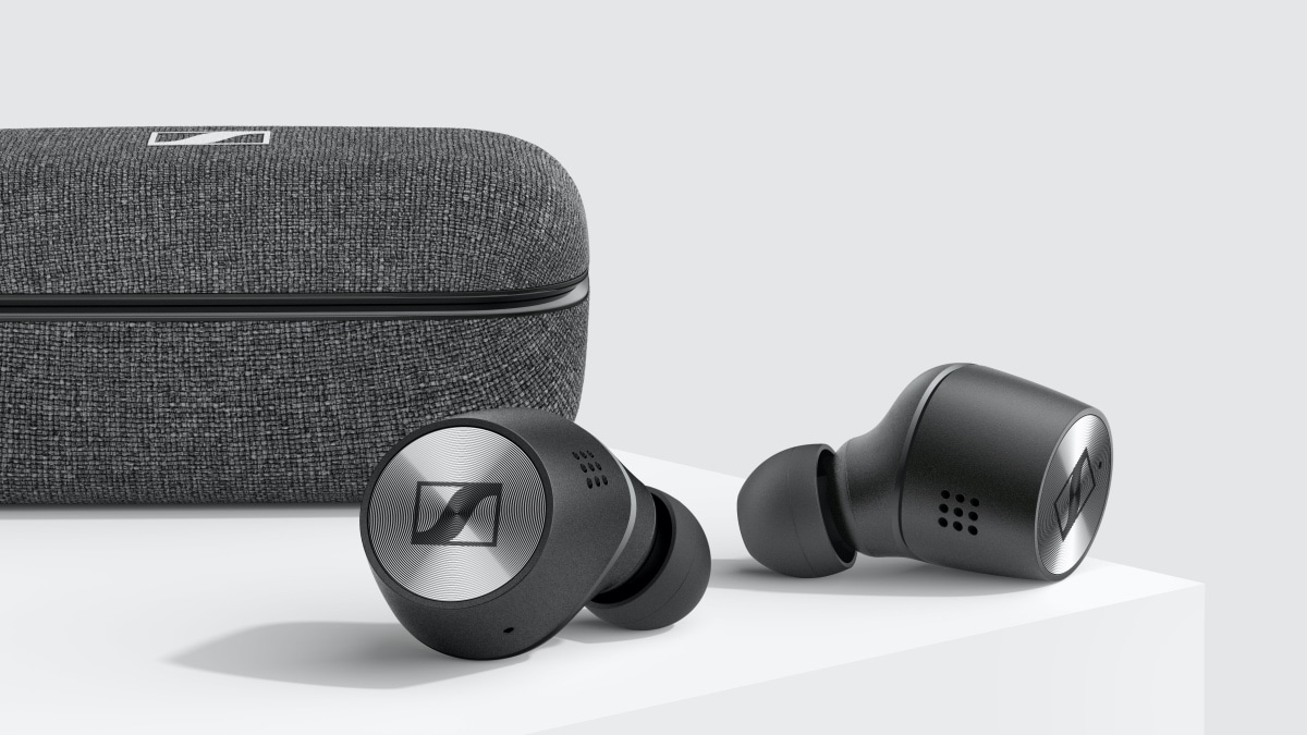 Sennheiser Momentum True Wireless 2 add ANC and extend battery life
