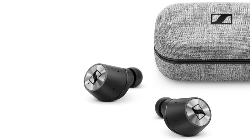 3f62f5ea494 Sennheiser Momentum True Wireless Earphones Launched in India, Priced at  Rs. 24,990