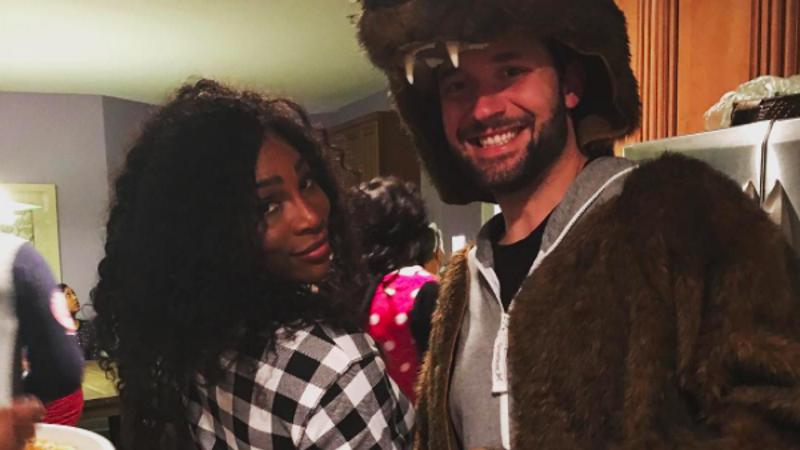 Serena Williams Announces Engagement to Reddit Co-Founder Alexis Ohanian - via Reddit