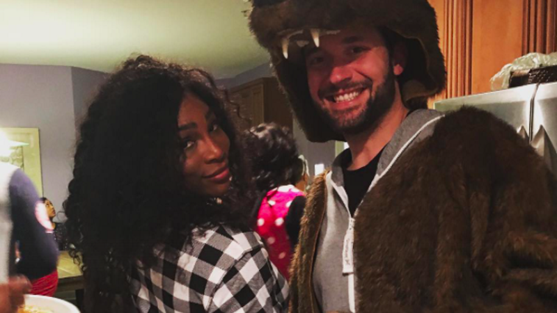 Serena Williams Announces Engagement to Reddit Co-Founder Alexis Ohanian - via Reddit