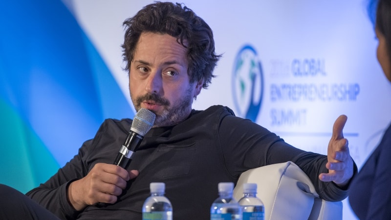 Google's Sergey Brin Reportedly Building $100-Million 'Air Yacht' to Help the Poor