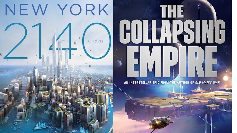 Five Intriguing Science Fiction Books Releasing in March 2017