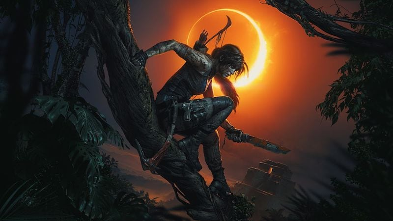 Shadow of the Tomb Raider Xbox One Gameplay Trailer Shows Off Puzzles and Story