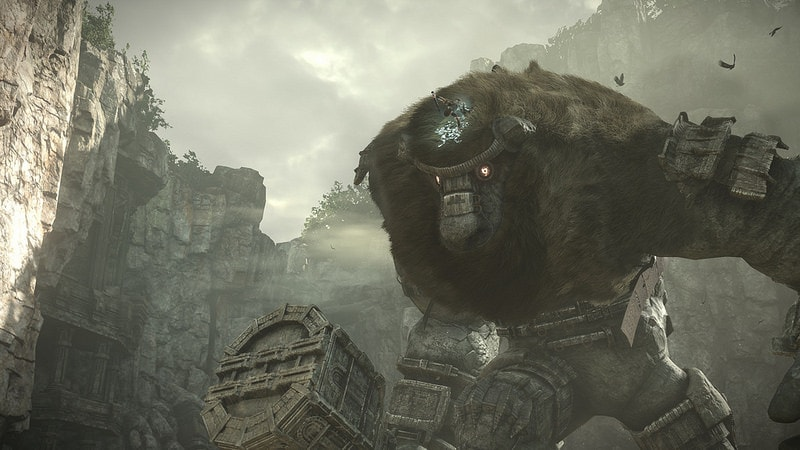 Shadow of the Colossus PS4 India Release Delayed